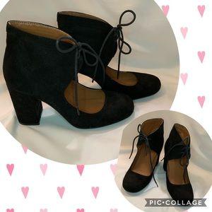 Boutique Black Heels